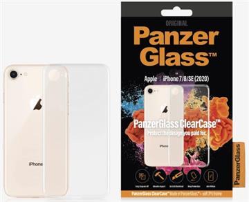 PanzerGlass iPhone SE 輕薄漾玻透殼