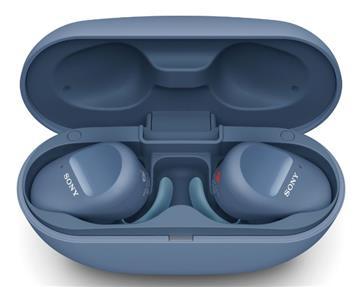 索尼SONY WF-SP800N 真無線藍牙耳機 藍