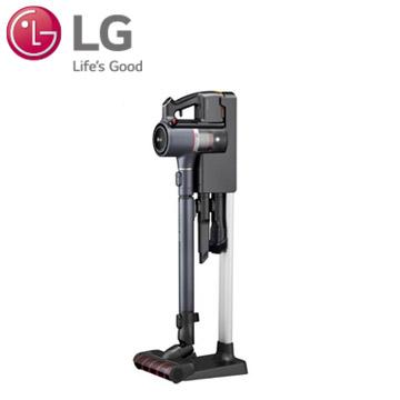 樂金LG WIFI無線濕拖吸塵器(寂靜灰)