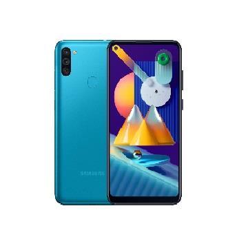 三星SAMSUNG Galaxy M11 智慧型手機 晨曦藍