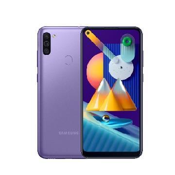 三星SAMSUNG Galaxy M11 智慧型手機 暮光紫