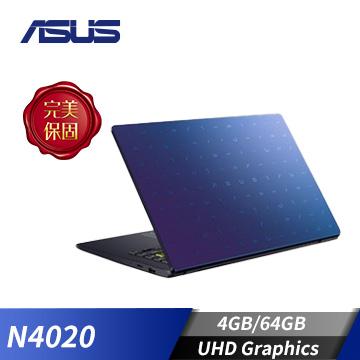 ASUS華碩 Laptop 筆記型電腦 藍(N4020/4GB/64GB)