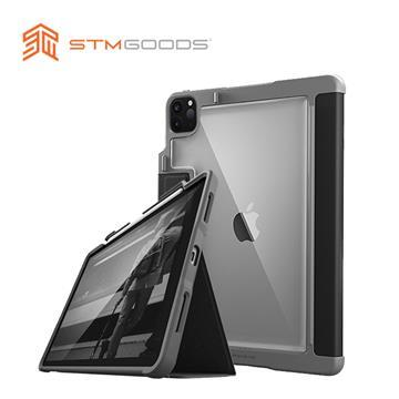 STM Rugged Case Plus 2020年 iPad Pro 12.9吋 (第四代) 保護殼-黑