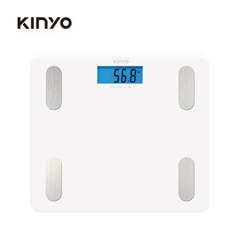 KINYO 藍牙健康管理體重計
