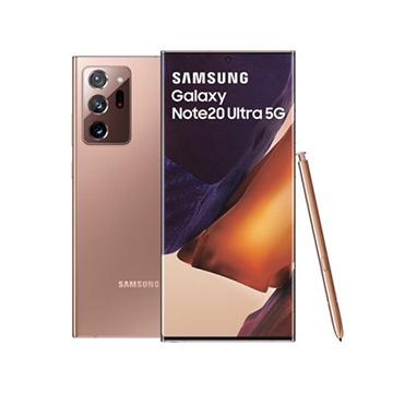 (福利品)三星SAMSUNG Galaxy Note20 Ultra 智慧型手機 12G/256G 金