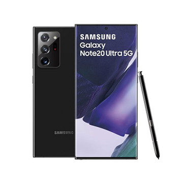(單機)三星SAMSUNG Galaxy Note20 Ultra 智慧型手機 12G/256G 黑
