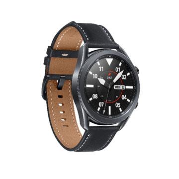 (教育價)三星SAMSUNG Galaxy Watch3 45mm 智慧型手錶 不鏽鋼/星幻黑