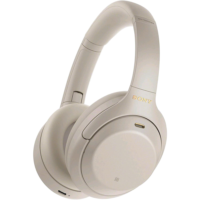 SONY WH-1000XM4 無線降噪耳機-銀
