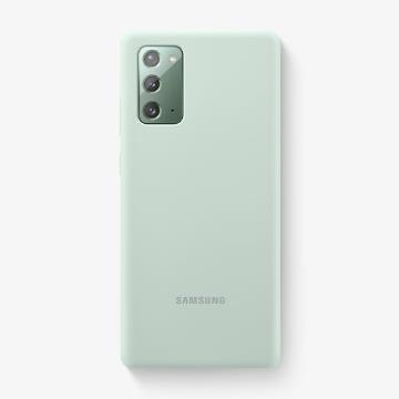 三星SAMSUNG Galaxy Note20 原廠薄型背蓋 綠