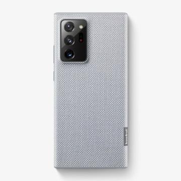 三星SAMSUNG Note20 Ultra 原廠織布背蓋 灰
