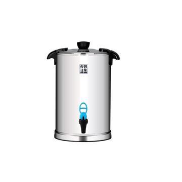 日象 10公升不鏽鋼保冰保溫茶桶 水藍色