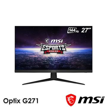 微星msi Optix G271 27吋 電競螢幕