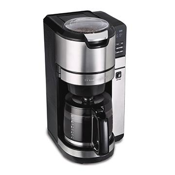 Hamilton Beach 全自動研磨美式咖啡機