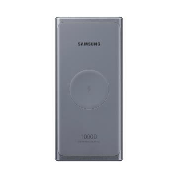 三星SAMSUNG 10000mAh 無線閃充行動電源-灰