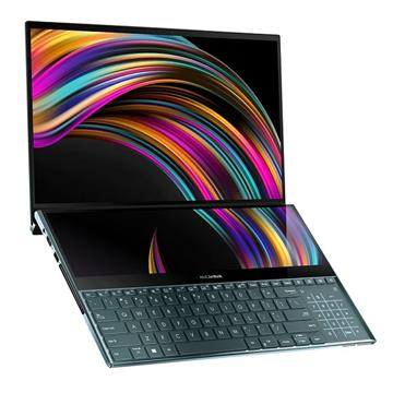 華碩ASUS UX581LV 筆記型電腦 蒼宇藍(i9-10980HK/32GD4/1T/RTX2060/W10)