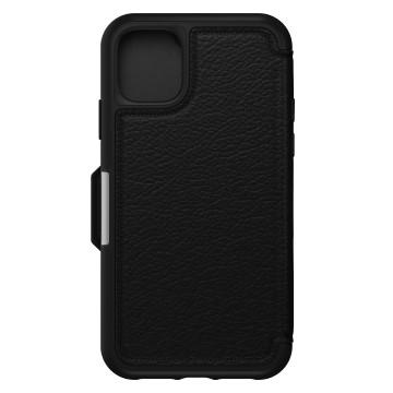 Otterbox iPhone 12 Pro Max 步道者掀蓋真皮殼-黑