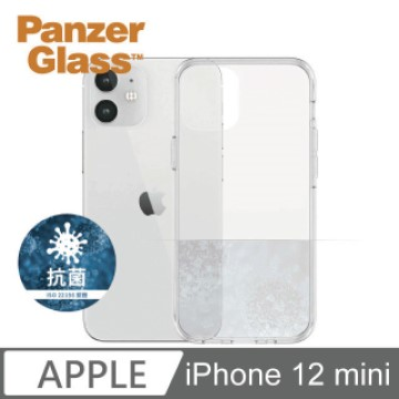 PanzerGlass iPhone 12 mini 輕薄漾玻透殼