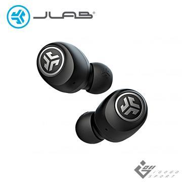 JLab GO AIR 真無線藍牙耳機-黑色