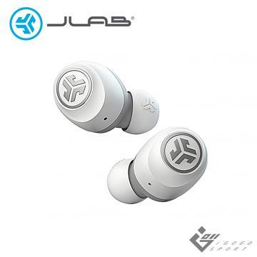 JLab GO AIR 真無線藍牙耳機-白色