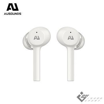 Ausounds AU Stream 真無線藍牙耳機-白