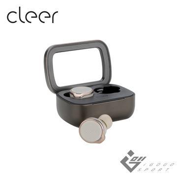 Cleer Ally+降噪真無線藍牙耳機-暖沙色