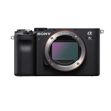 索尼SONY ILCE-7C/B 可交換式鏡頭相機 黑 BODY ILCE-7C/B