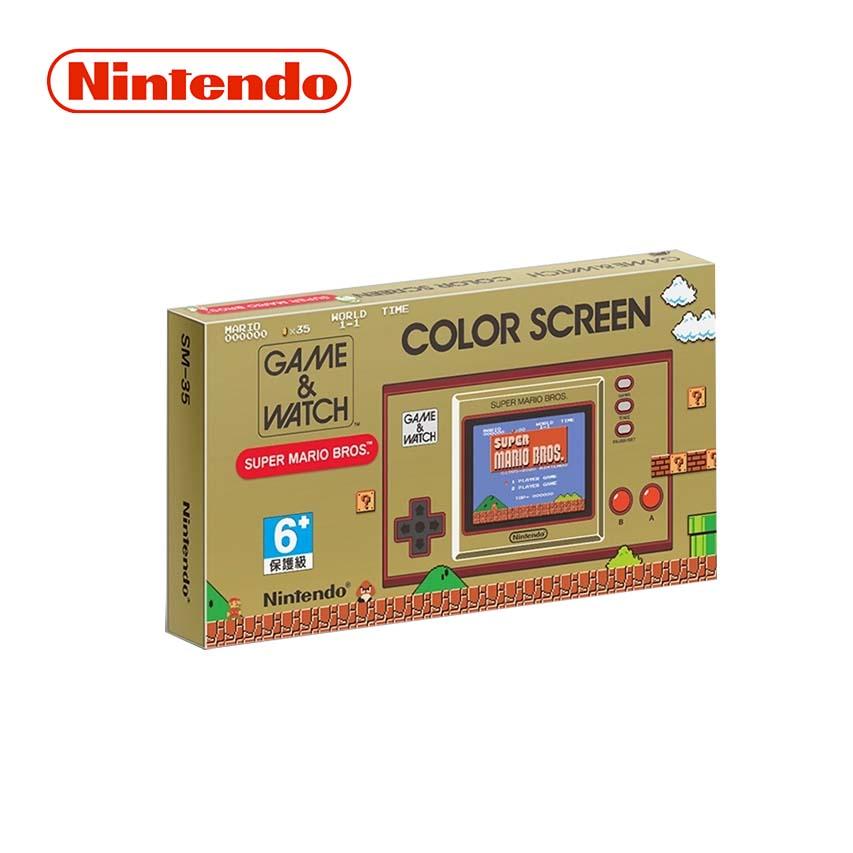 Game & Watch 超級瑪利歐兄弟 英文版