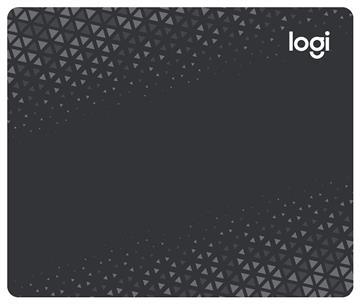 贈品-羅技小鼠墊-幾何菱格紋