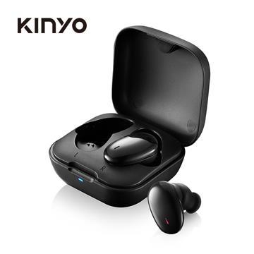 KINYO耐嘉 真無線觸控式藍牙耳麥