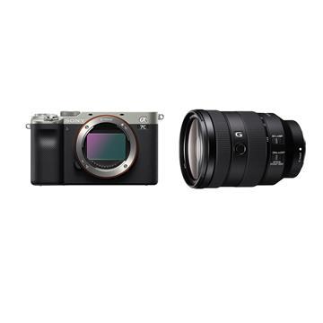 索尼SONY ILCE-7C/S+SEL24105G 可換式鏡頭相機