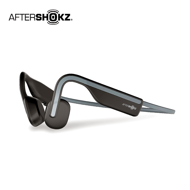 AFTERSHOKZ 骨傳導耳機-神祕灰