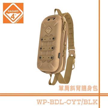 Hazard 4 WP-BDL-CYT 隨身斜背硬殼萬用包