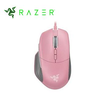 Razer雷蛇 Basilisk Quartz粉晶版滑鼠
