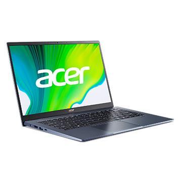 宏碁ACER Swift 1 筆記型電腦 藍(N4120/4GD4/256G/W10)