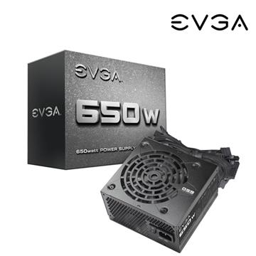 艾維克EVGA 650N1 650W 電源供應器