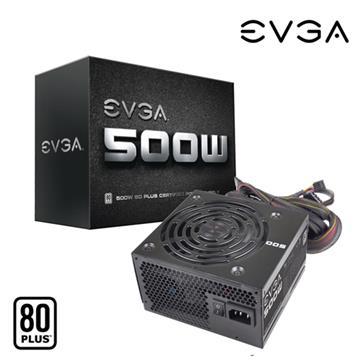 艾維克EVGA 500W1 500W 電源供應器