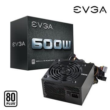 艾維克EVGA 600W1 600W 電源供應器