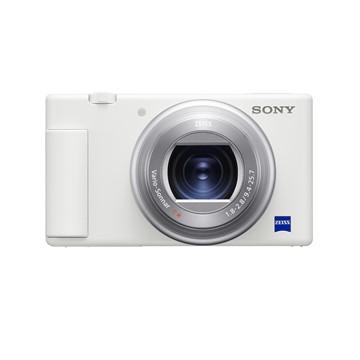 索尼SONY ZV-1 類單眼相機 白 ZV-1/WC