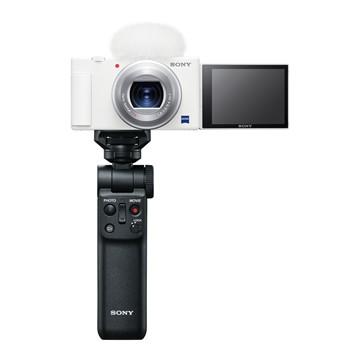 索尼SONY ZV-1類單眼相機手持拍攝組合 白