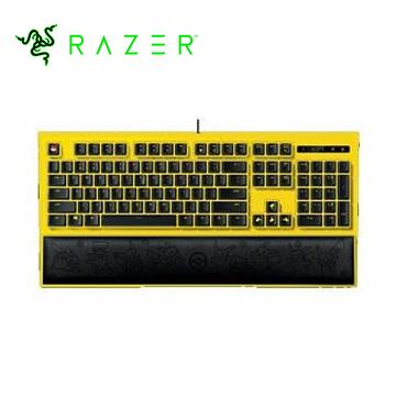 Razer雷蛇 皮卡丘限定款 Pikachu電競背光鍵盤