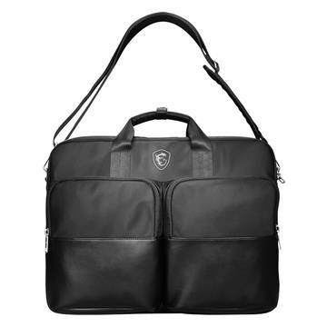 贈品-微星質感行動側背包