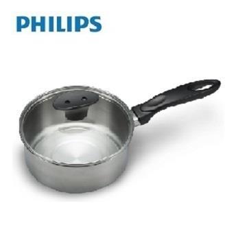 飛利浦贈品-西華經典不銹鋼單柄湯鍋