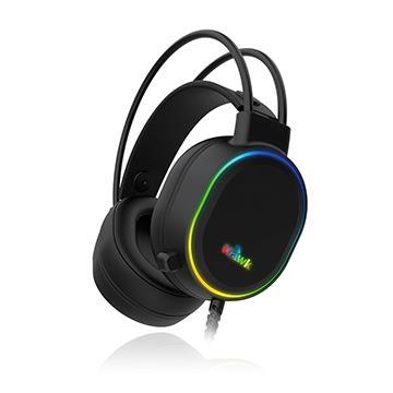 Hawk浩客 G5100 RGB發光頭戴電競耳麥