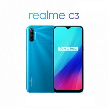 Realme C3 藍