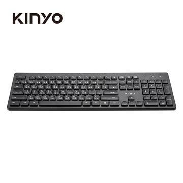 KINYO耐嘉 USB鍵盤