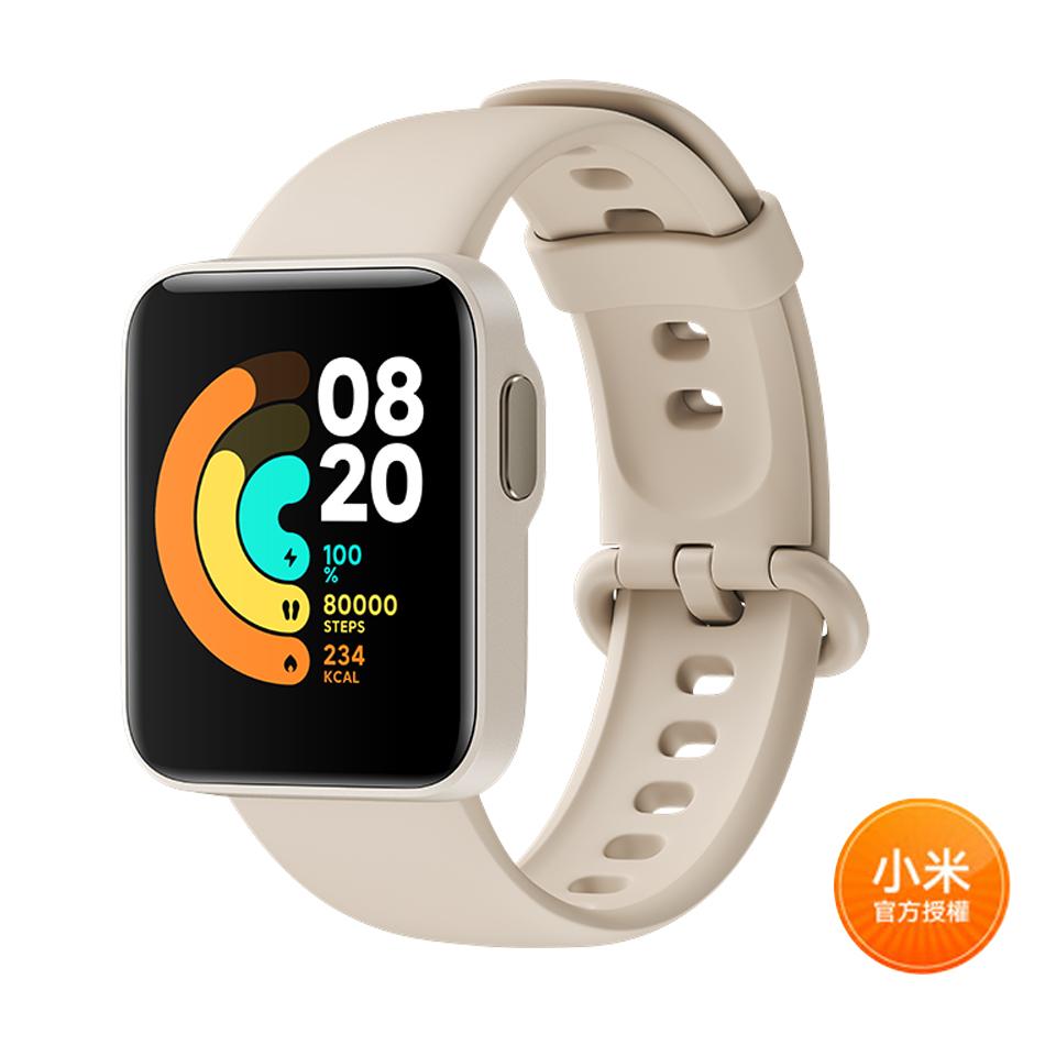 小米手錶 超值版 米白色