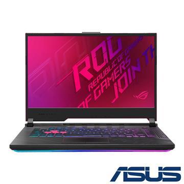 華碩ASUS ROG Strix G15 G512LU 電競筆電-粉(i7-10750H/8G/512G/GTX1660Ti/W10)