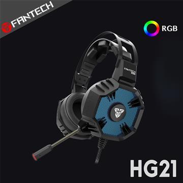 FANTECH HG21 7.1聲道電競耳罩式耳機