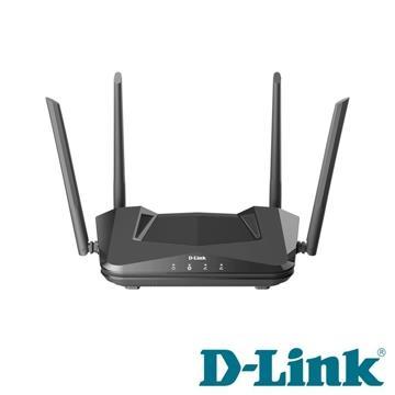 D-Link Wi-Fi 6雙頻無線路由器