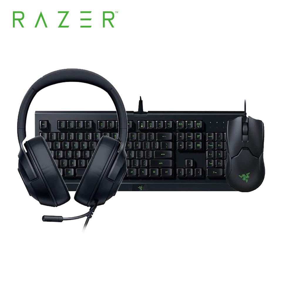 雷蛇Razer Power Up Bundle 3合1鍵鼠耳機組